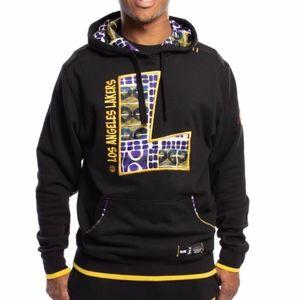 Unisex Los Angeles Lakers Hoodie - L